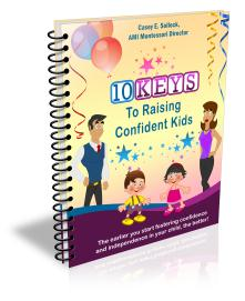 1o Keys To Raising Confident Kids